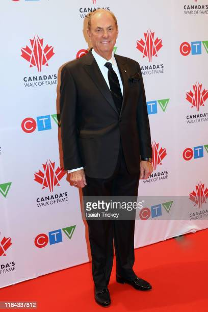 Jim Treliving attends the 2019 Canada's Walk Of Fame at Metro Toronto Convention Centre on November 23 2019 in Toronto Canada
