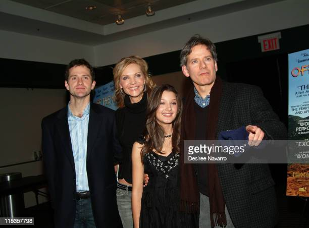 Jim TrueFrost Joan Allen Valentina de Angelis and Campbell Scott Director