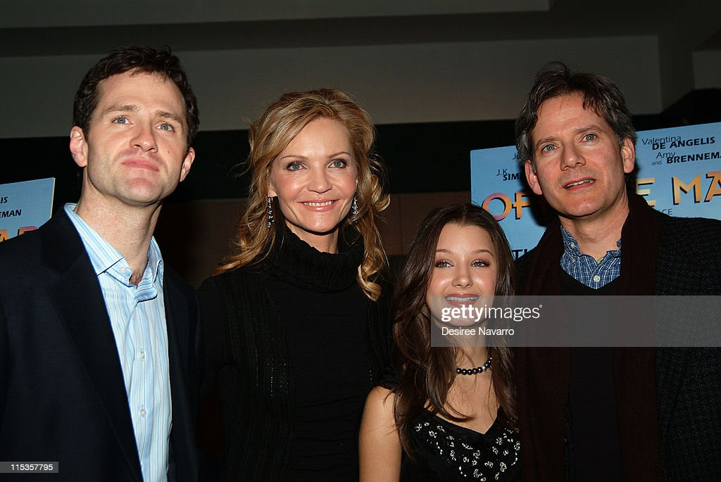 """Off The Map"" - New York Premiere : News Photo"