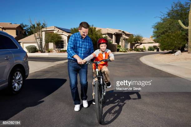 Jim Umberger and Ethan Umberger are photographed for People Magazine on October 11 2016 in Scottsdale Arizona