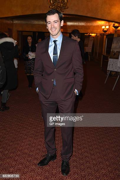 Jim Watson attends Canada's 150th Anniversary in Pictures at Elgin and Winter Garden Theatre Centre on January 26 2017 in Toronto Canada