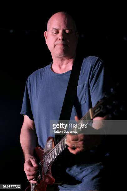 Jim Wilbur of Superchunk performs onstage at the Music Opening Party during SXSW at The Main on March 13 2018 in Austin Texas