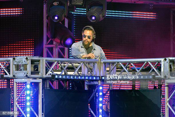 Jimbo Jenkins performs onstage during day 2 of the 2016 Coachella Valley Music Arts Festival Weekend 1 at the Empire Polo Club on April 16 2016 in...