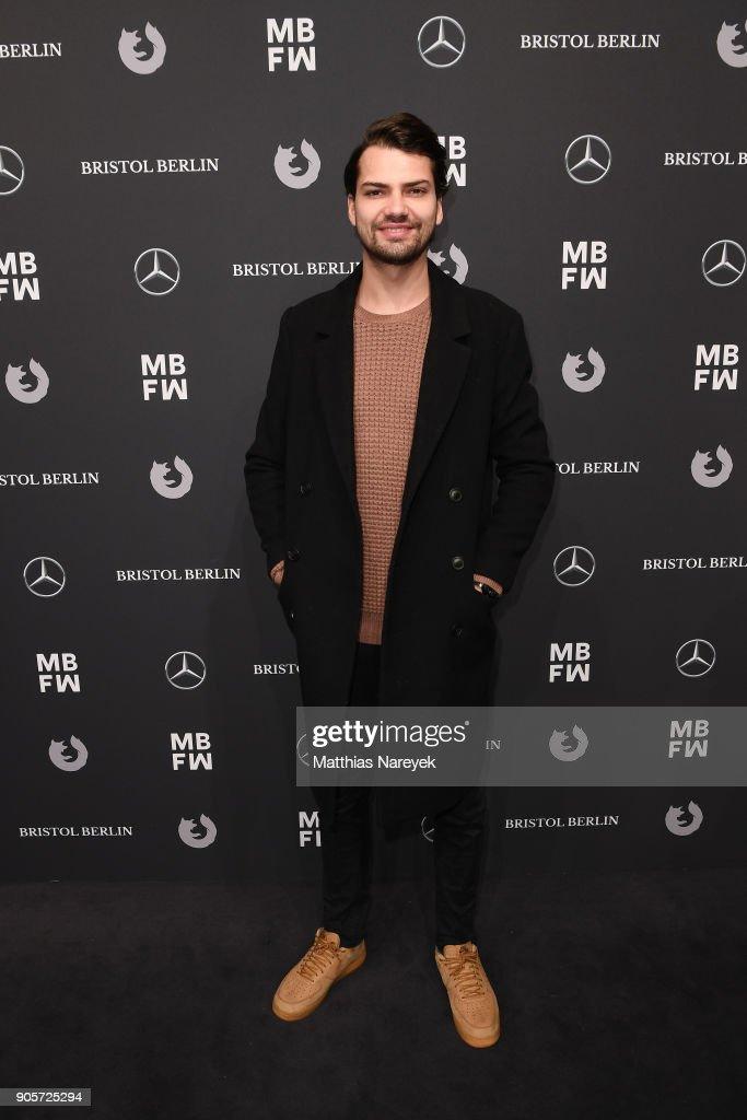 Mercedes-Benz & ELLE present Callisti Arrivals - MBFW Berlin January 2018