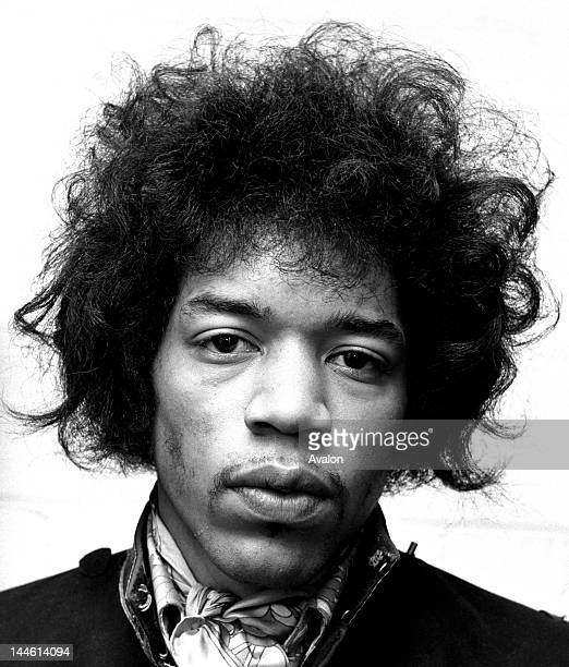 Jimi Hendrix in August 1967