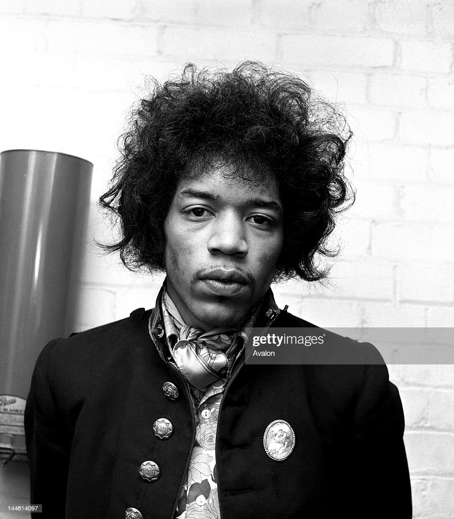 Hendrix, Jimi : News Photo