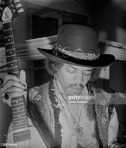 Jimi Hendrix à l'Olympia