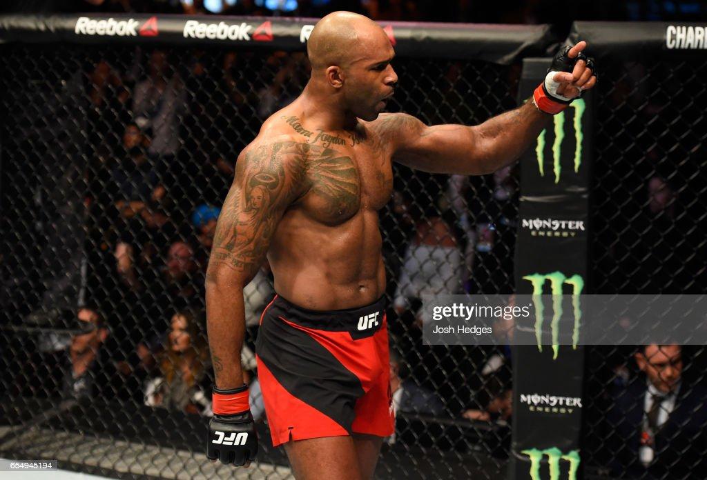 UFC Fight Night: Manuwa v Anderson : News Photo