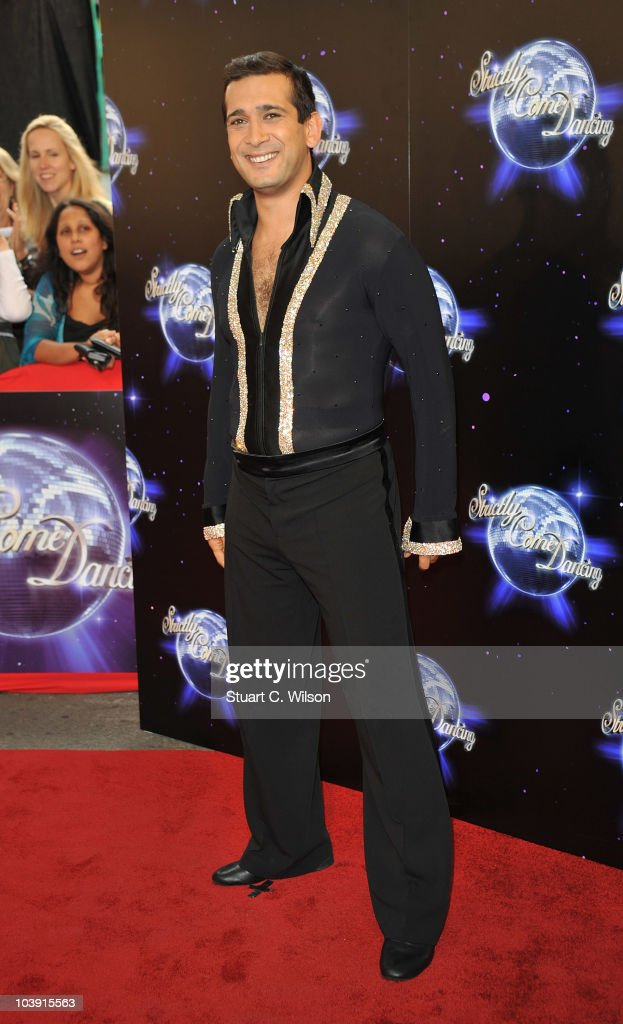 Jimi Mistry attends the 'Strictly Come Dancing' Season 8 Launch Show at BBC Television Centre on September 8, 2010 in London, England.