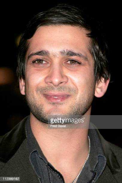 """Jimi Mistry during """"Blood Diamond"""" London Premiere - Arrivals at Odeon Leicester Square in London, Great Britain."""