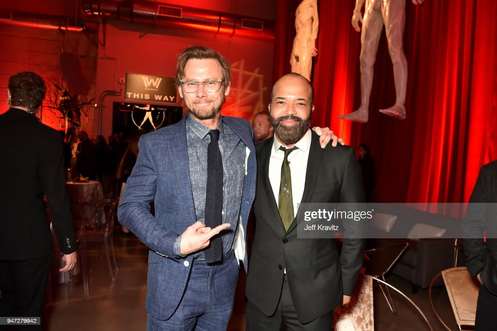 Los Angeles Season 2 Premiere of the HBO Drama Series WESTWORLD : News Photo