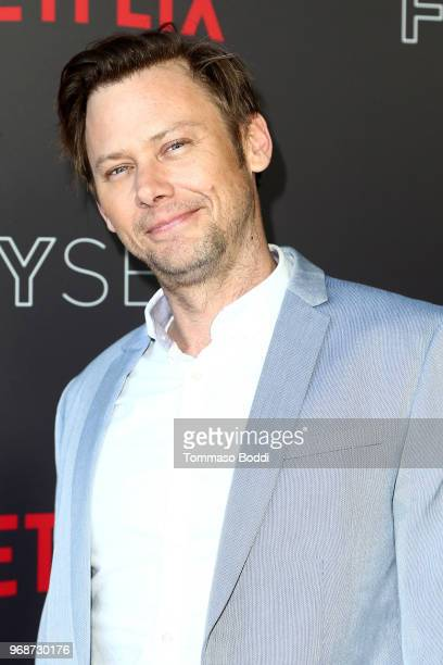 Jimmi Simpson attends the FYSEE Event for Netflix's 'Black Mirror' at Netflix FYSEE At Raleigh Studios on June 6 2018 in Los Angeles California