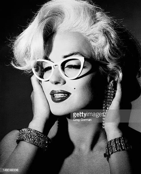 Jimmie James is photographed for Framed For LA Eyeworks on January 1 1982 in Los Angeles California