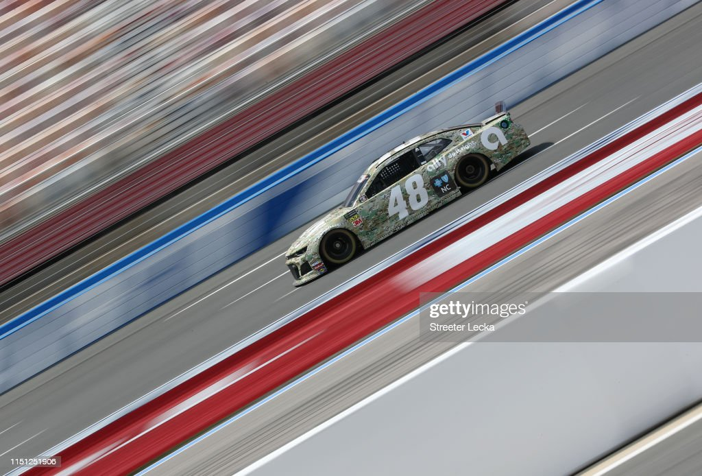 NC: Monster Energy NASCAR Cup Series Race Coca-Cola 600 - Practice