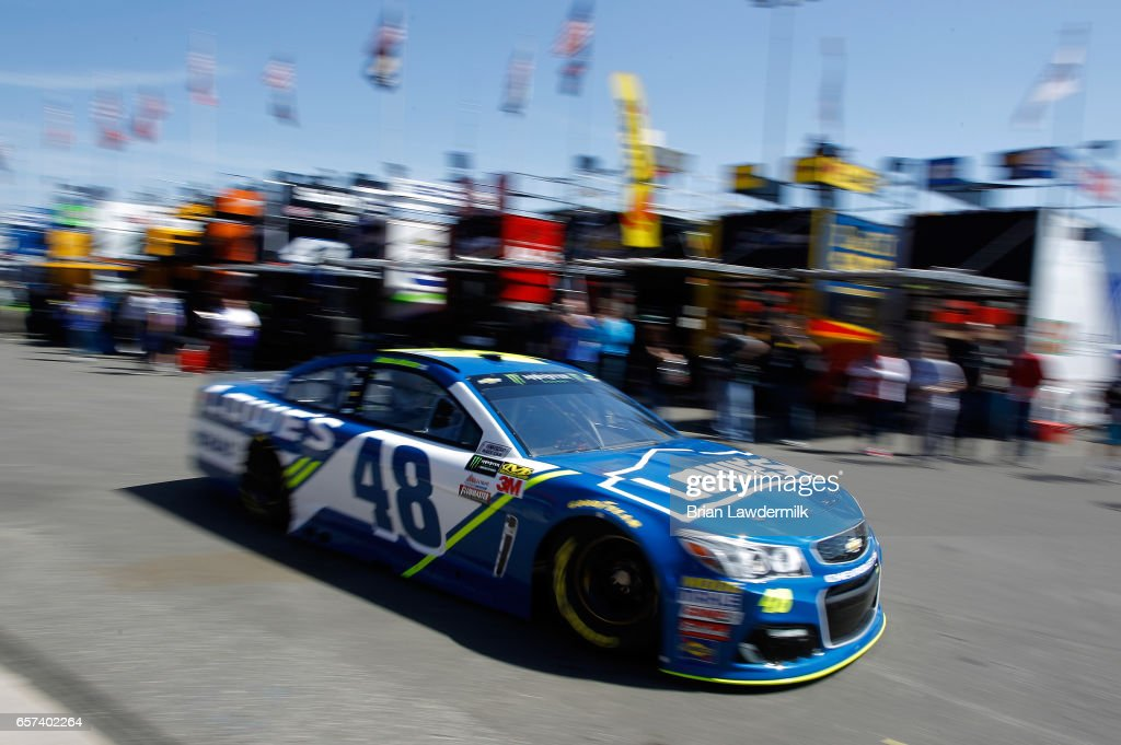 Auto Club Speedway - Day 1 Photos and Images | Getty Images