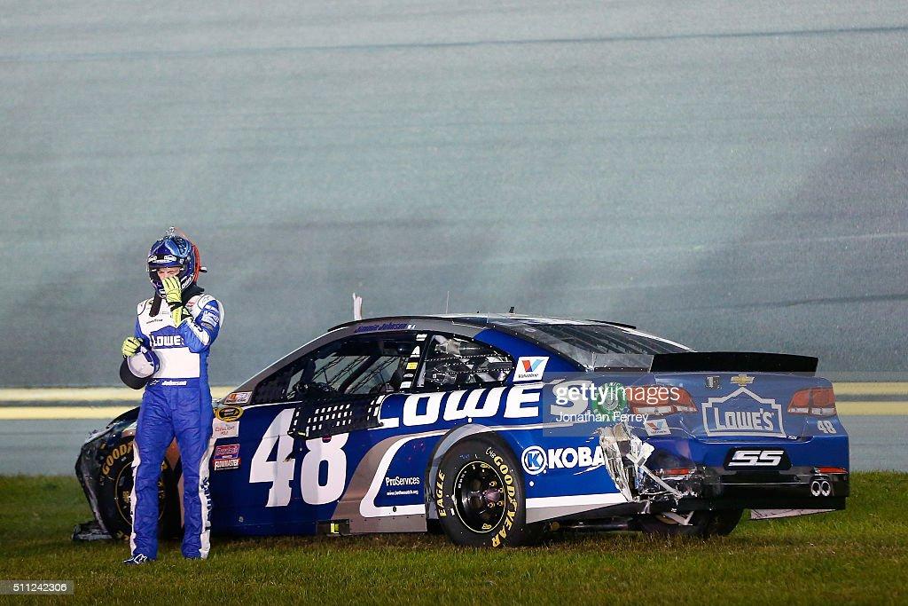 NASCAR Sprint Cup Series Can-Am Duels at Daytona : News Photo
