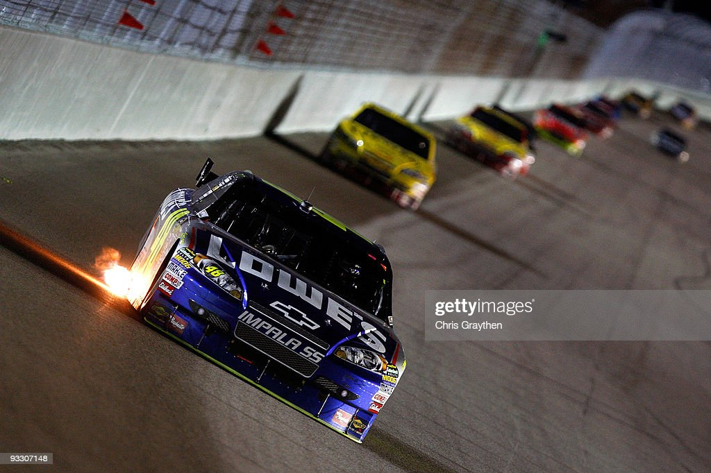 Ford 400 : News Photo