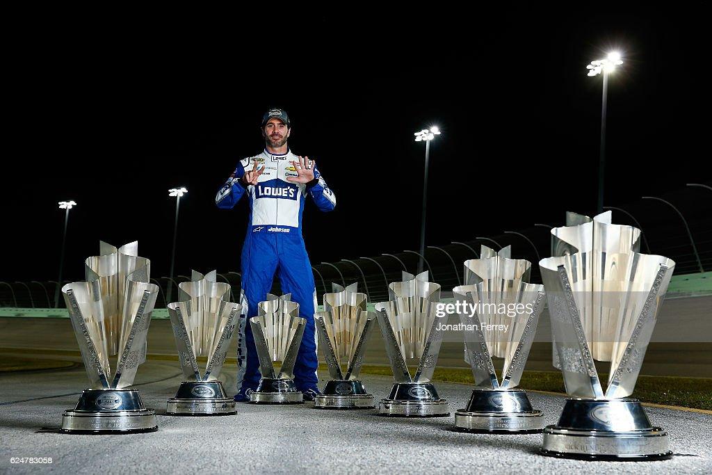 NASCAR Champions Portraits