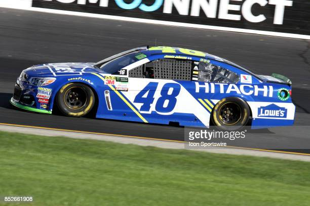 Jimmie johnson nascar race driver stock photos and for Ford motor company driver education series