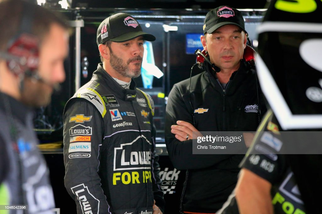Monster Energy NASCAR Cup Series Gander Outdoors 400 - Practice : News Photo
