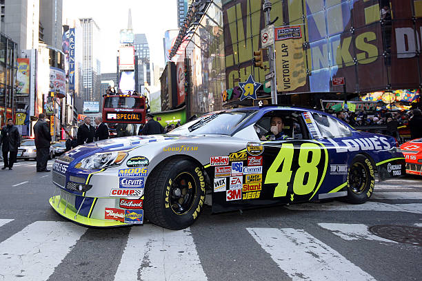 NASCAR Victory Lap Photos And Images