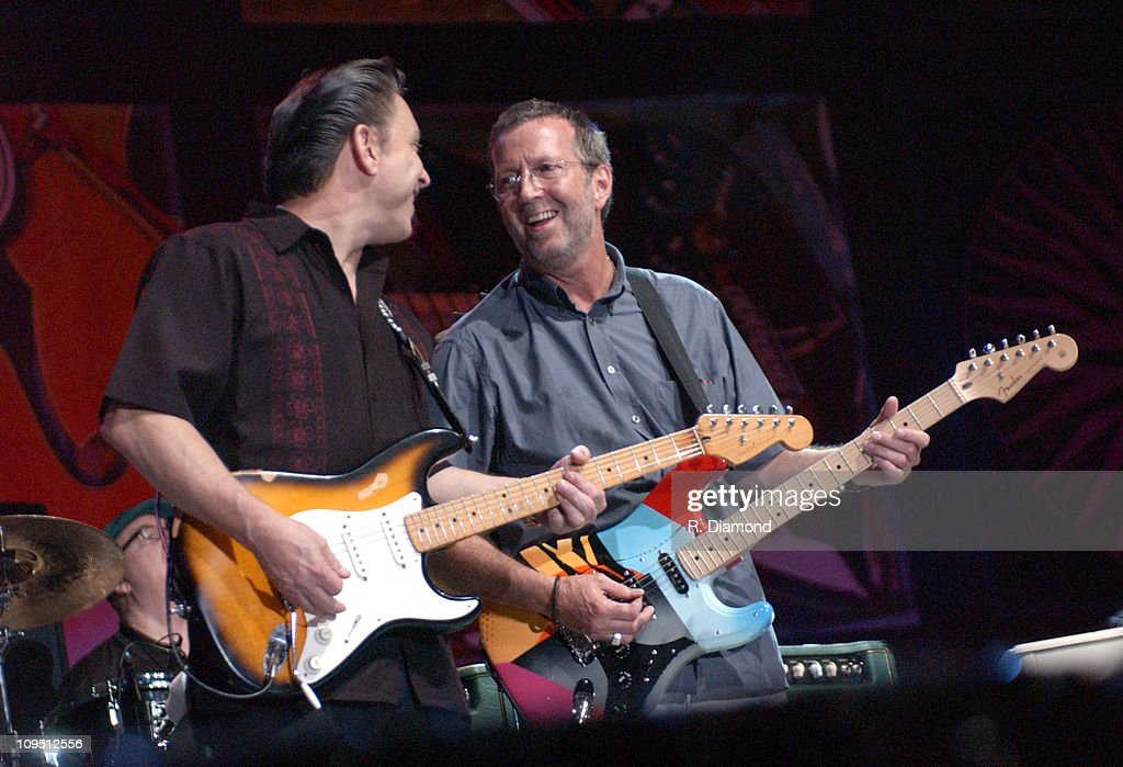 Crossroads Guitar Festival - Day Two - All Star Blues Jam Hosted by Eric Clapton