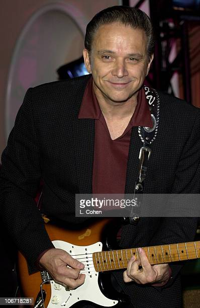 Jimmie Vaughan during 4th Annual MAP Awards Musician's Assistance Program Fundraiser and Benefit Performance at Beverly Hills Hotel in Beverly Hills...