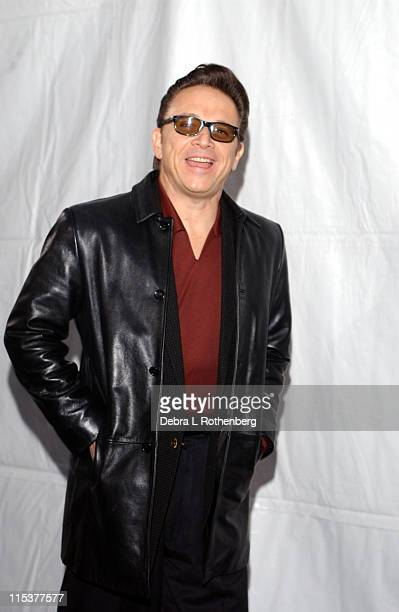 Jimmie Vaughan during Arrivals for The Salute To The Blues Concert at Radio City Music Hall in New York NY United States