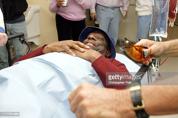 Jimmie Walker during 2006 TV Land Awards Spoof of Grey's Anatomy at Robert Kennedy Medical Center in Los Angeles California United States