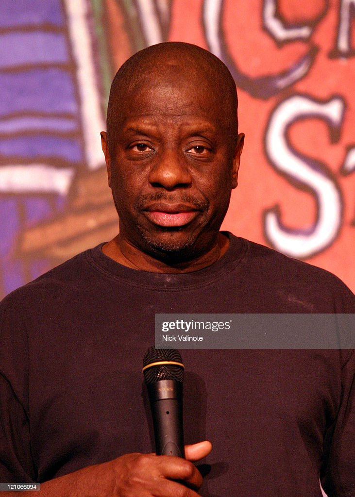Jimmy Walker Performs at the Comedy Stop - February 12, 2005