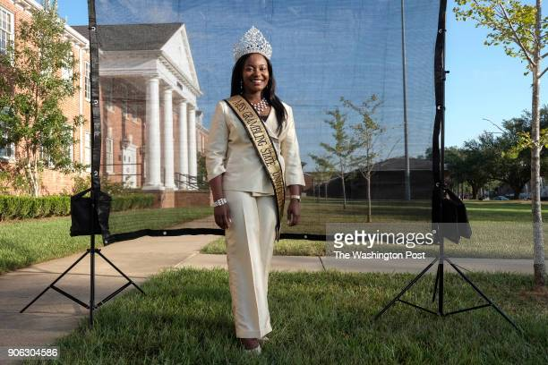 Jimmitriv 'Jimmi' Roberson in Grambling LA on October 2 2017 Roberson is a senior biology major and was recently crowned Miss Grambling State...