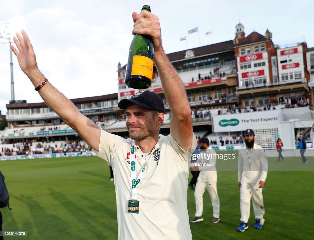 England v India: Specsavers 5th Test - Day Five : News Photo
