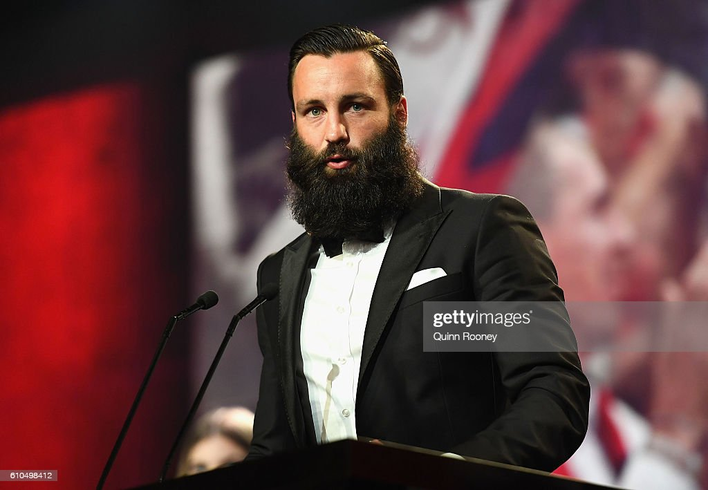 2016 Brownlow Medal : News Photo