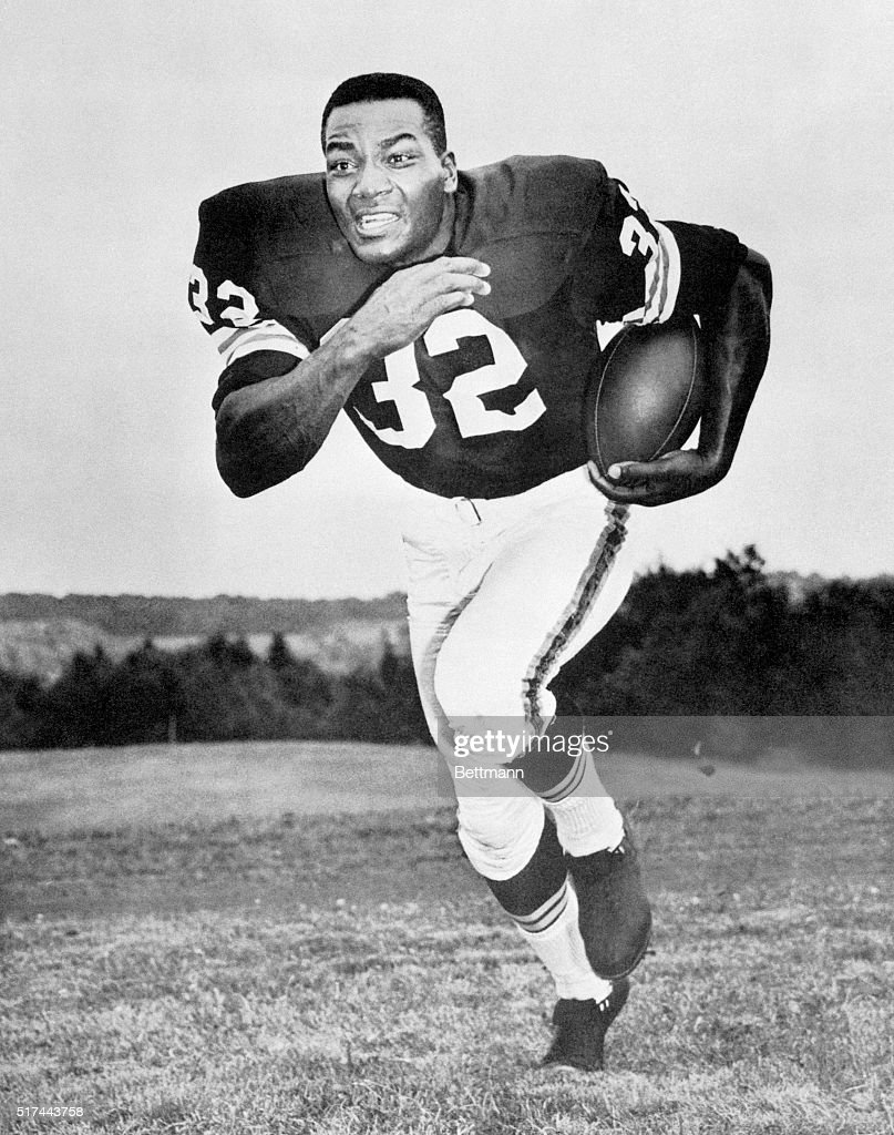 Jimmy Brown, Cleveland Browns football.