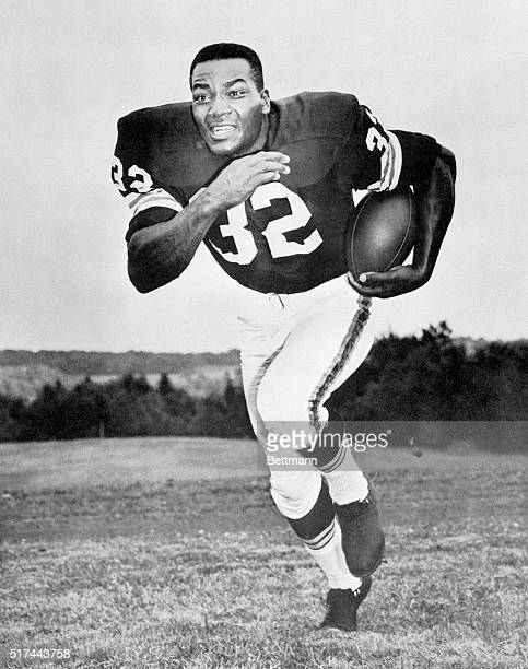 Jimmy Brown Cleveland Browns football