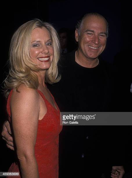 Jimmy Buffett and wife Jane Slagsvol attend 17th Annual Rita Hayworth Alzheimers Disease Association Benefit Gala on October 9 2001 at the Waldorf...