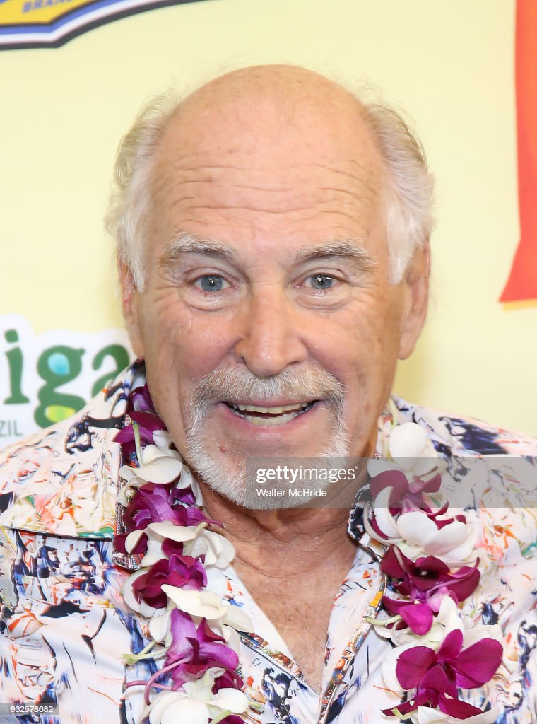 Jimmy Buffett attends the Broadway Opening Night Performance of 'Escape To Margaritaville' at The Marquis Theatre on March 15, 2018 in New York City.