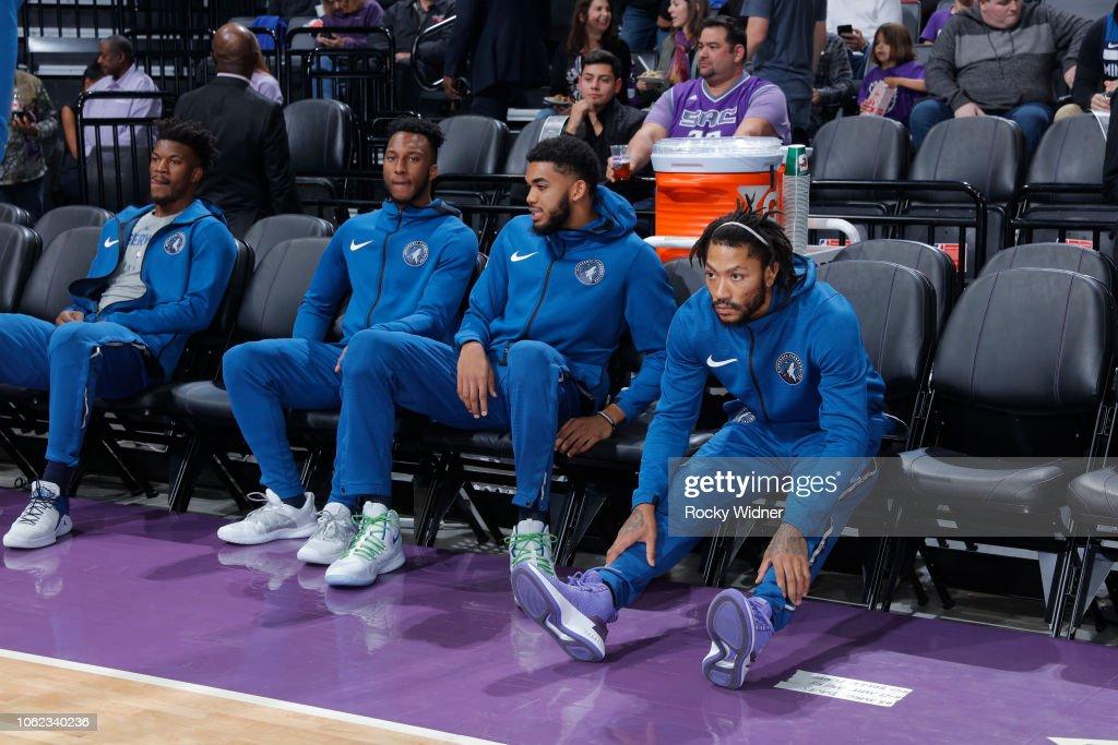 398e7f437a89 Minnesota Timberwolves v Sacramento Kings   News Photo