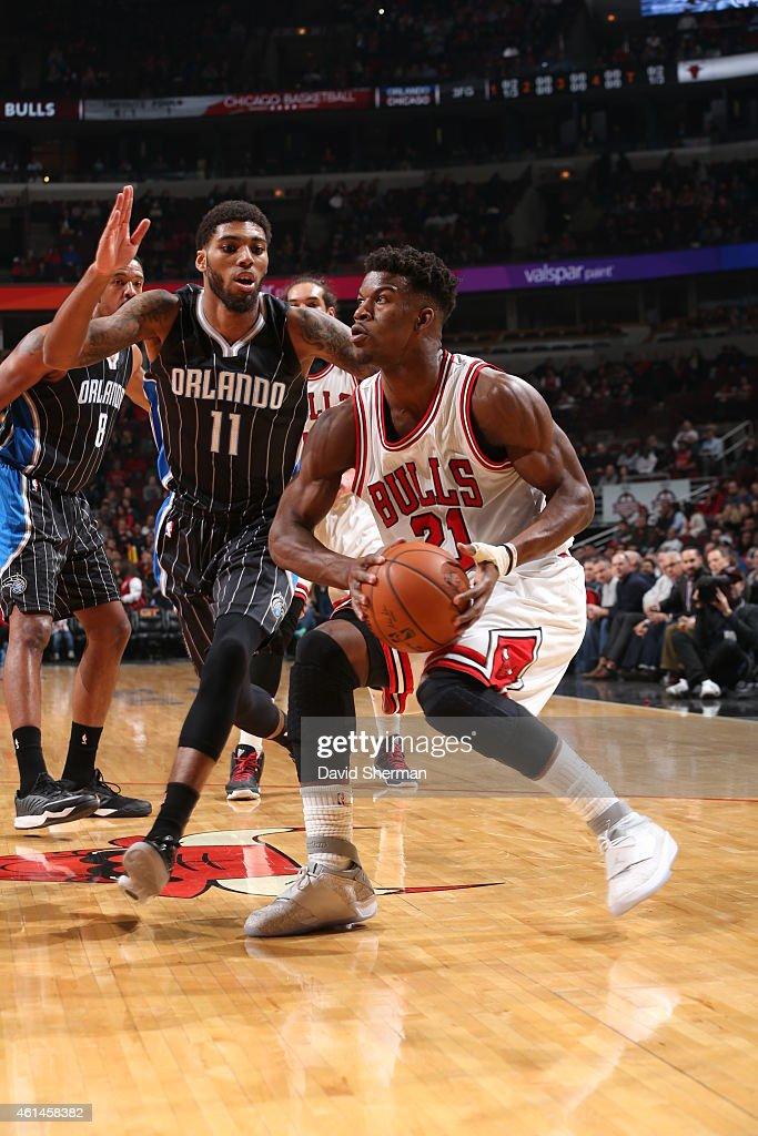 Orlando Magic v Chicago Bulls : News Photo