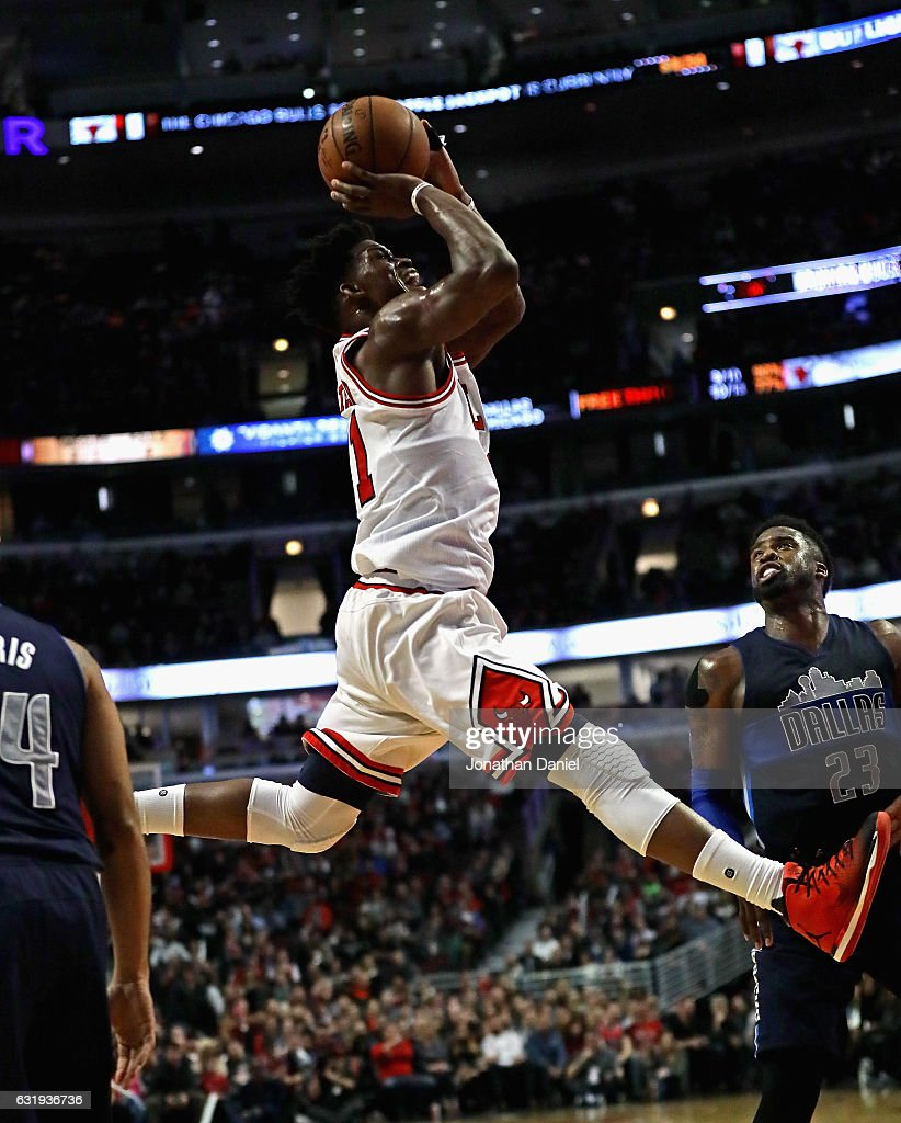 Dallas Mavericks v Chicago Bulls : News Photo