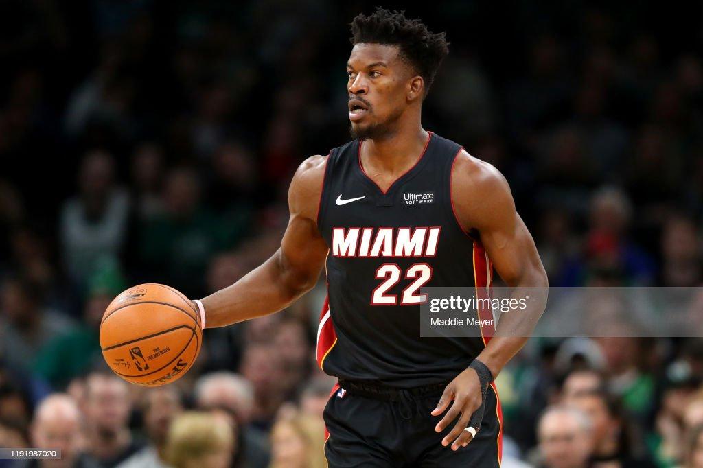 Miami Heat v Boston Celtics : ニュース写真