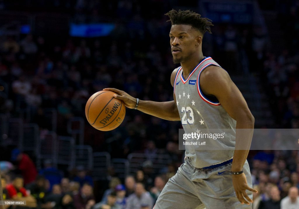 Atlanta Hawks v Philadelphia 76ers : News Photo