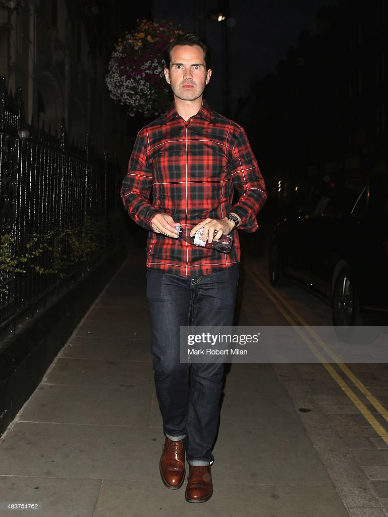London Celebrity Sightings -  August 12, 2015