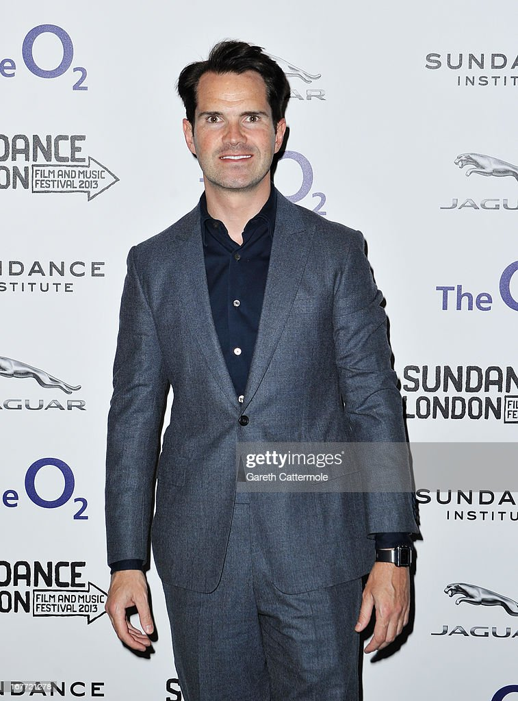 Jimmy Carr attends the 'Sleepwalk With Me' screening during the Sundance London Film And Music Festival 2013 at Sky Superscreen O2 on April 28, 2013 in London, England.