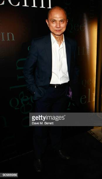 Jimmy Choo attends the launch party of the new Qeelin jewellery collection 'YU YI', at China Tang on September 20, 2009 in London, England.