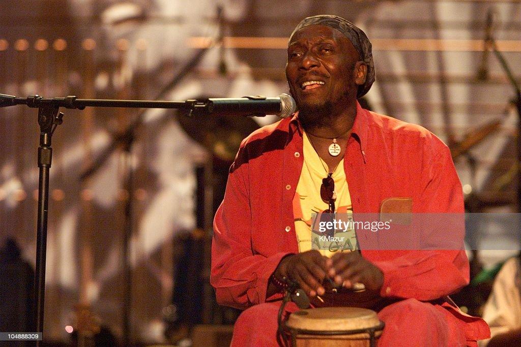 Jimmy Cliff during One Love-The Bob Marley Tribute in Oracabessa Beach, Jamaica.
