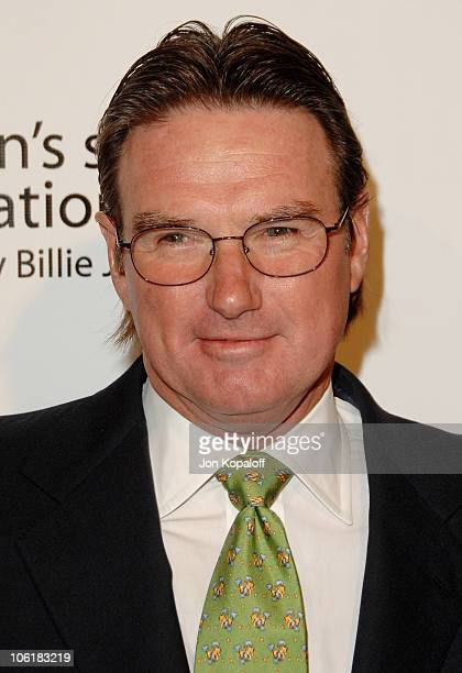 Jimmy Connors during Women's Sports Foundation Presents 'The Billies' Arrivals' at Beverly Hilton Hotel in Beverly Hills California United States