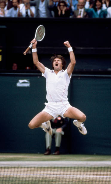 UNS: Game Changers - Jimmy Connors