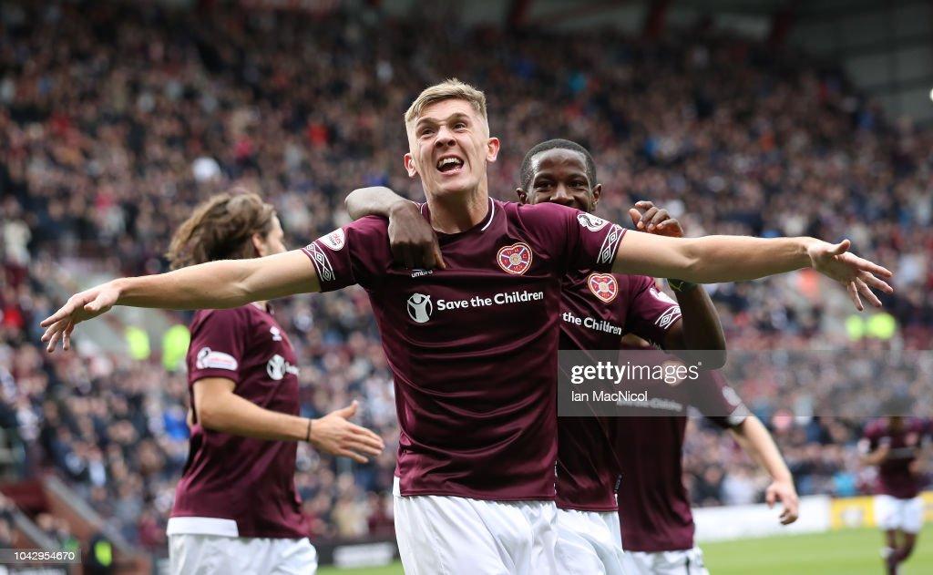 Hearts v St Johnstone - Ladbrokes Premiership : News Photo