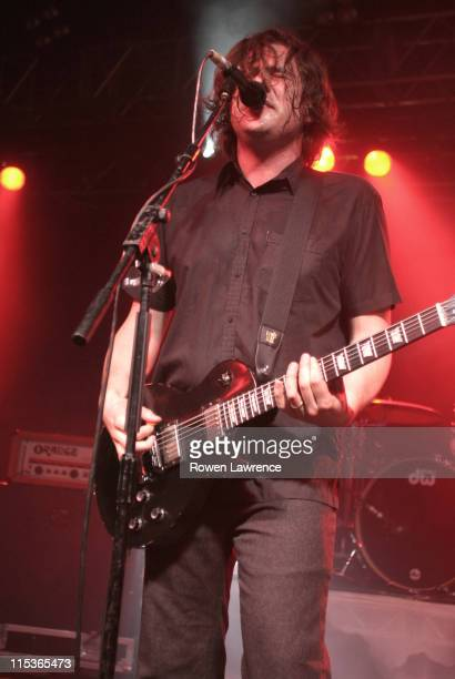 Jimmy Eat World during Jimmy Eat World in Concert at Birmingham Academy in Birminghan - March 18, 2005 at Birmingham Academy in Birmingham, United...